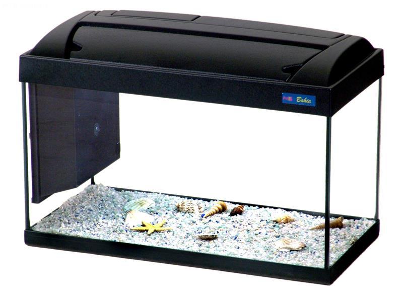 Aquarium bahia 60 60x30 aquarium en verre muni d 39 un for Aquarium deckel 60x30