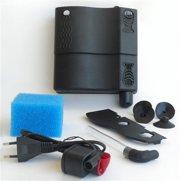 filtro hydrabox per acquario startup filtro in plastica