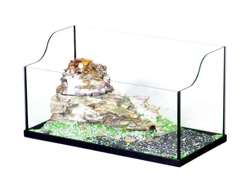 Tartarughiera calypso tartarughiera calypso in vetro la for Termoriscaldatore per tartarughe
